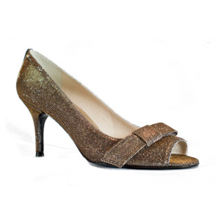 You are here: Footwear Bowover Pyrite by Stuart Weitzman Shoes