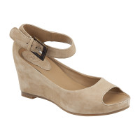 J & M Tricia Ankle Camel