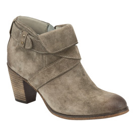 J & M / Johnston & Murphy Shoes Noel Belted Mushroom