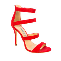 Olina Red Suede by Charles David