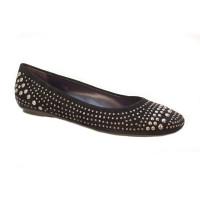 Bryana Black Suede by Vaneli Shoes