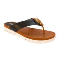 Ranch Blk/Camel by Vaneli Shoes