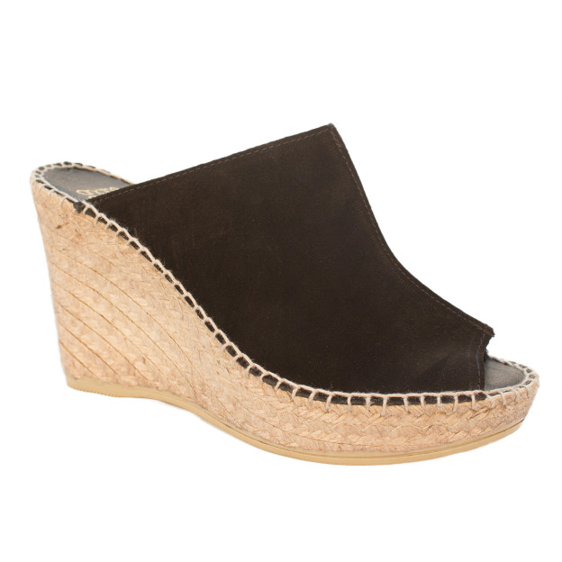 Cici Black Suede by Andre Assous Shoes