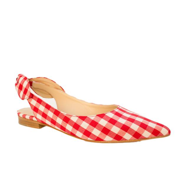 Marni Red / White by Jon Josef Shoes