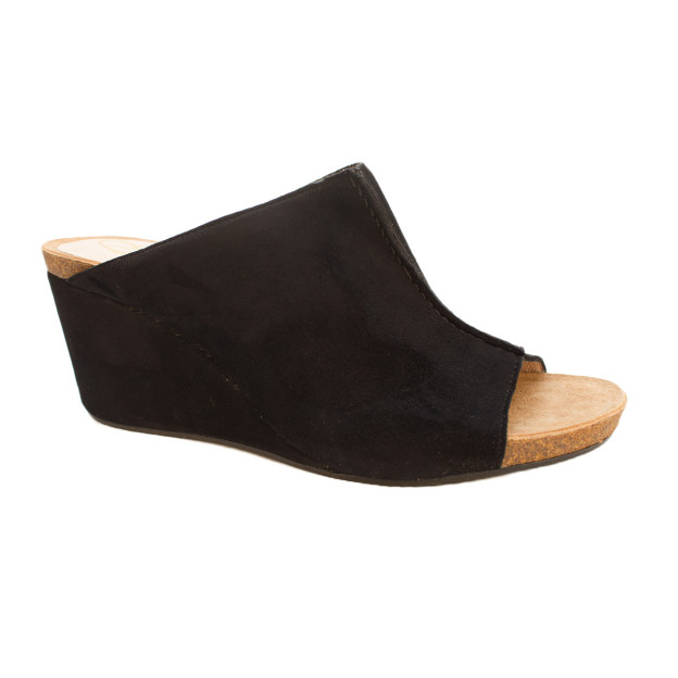 Bailey Black Suede by Sudini Shoes