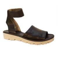 Sunscape Black by The Flexx Shoes