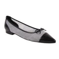 Caspe III Black/White by Jon Josef Shoes