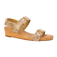 Kami Old Gold by Vaneli Shoes