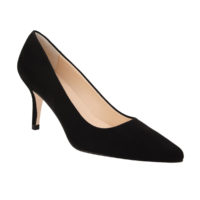 Paris Black Suede by Jon Josef Shoes