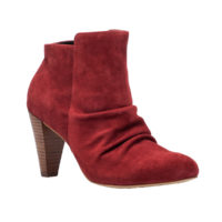 Rochelle Red Suede by M4D3 Shoes
