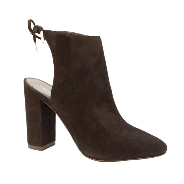 Free Black Suede by Pelle Moda Shoes