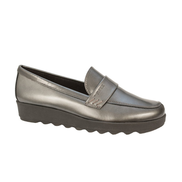 Coll Drake Pewter by The Flexx Shoes