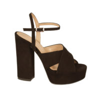 Rima Black Suede by Charles David Shoes