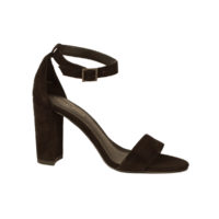 Bonnie Black Suede by Pelle Moda Shoes