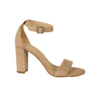 Bonnie Taupe Suede by Pelle Moda Shoes