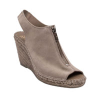 Rhea Taupe Suede by Andre Assous Shoes