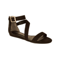 Melissa Black Suede by Charles David Shoes