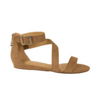 Melissa Taupe Suede by Charles David Shoes