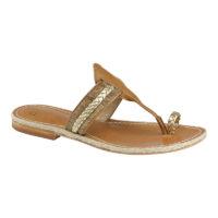 Wendy Gold/Tan by J & M / Johnston & Murphy Shoes