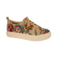 Aprie Sand by J Slides Shoes