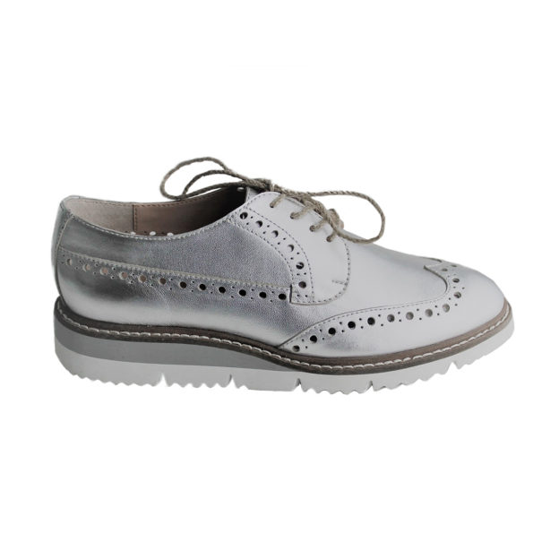 Derby Silver by Charles David Shoes
