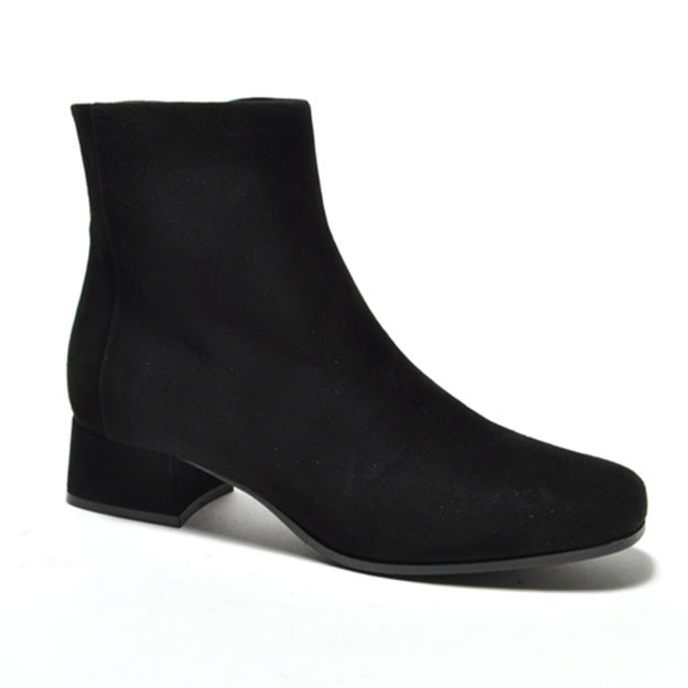 Bessie Black Suede by Cordani Shoes