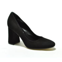 Hanette Black Suede by Cordani Shoes