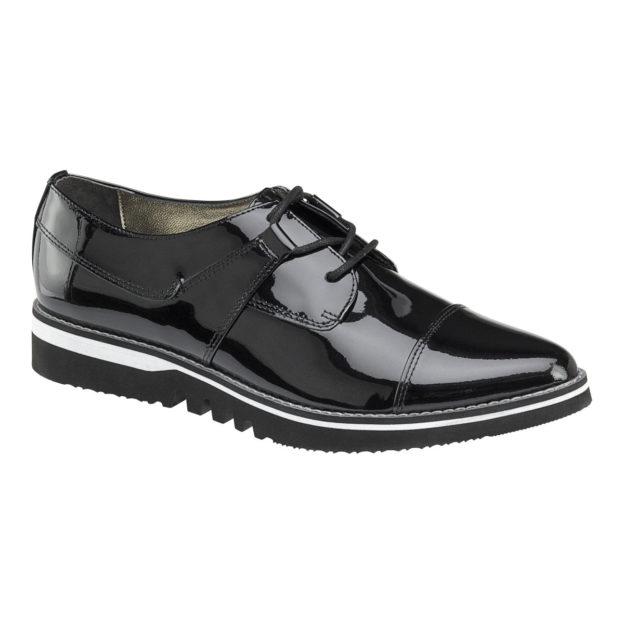 Becca Black Patent by Johnston & Murphy Shoes