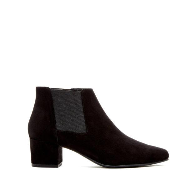 Darna Black Suede by Pelle Moda Shoes