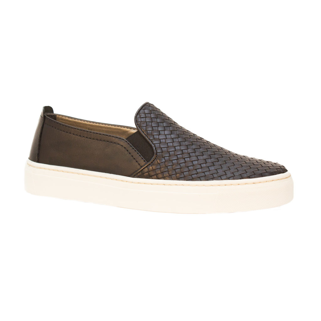 Sneakname Black by The Flexx Shoes
