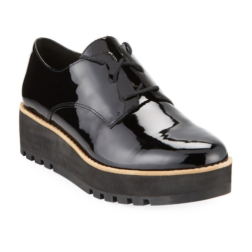 Eddy Black Patent by Eileen Fisher